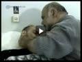 امام خامنه اي در منزل جانباز شهید طاهرزاده