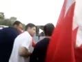 کلیپ از لحظات دلخراش در  خیابان های بحرین