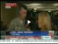 وقتی شبکه سیانان مصاحبه سرباز آمریکایی را سانسور میکند