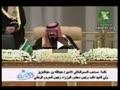 قرآن خواندن ملک عبدالله