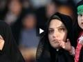 دیدار رهبر انقلاب با طلاب کرمانشاه