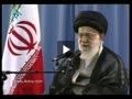 اهانت به پیامبر اکرم (ص) - امام خامنه ای