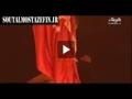 تصاویری از تعویض پرچم سرخ حسینی با عزای حسینی