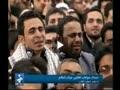 نطق حماسي جوان بحريني در محضر رهبر انقلاب