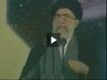 سخنرانی امام خامنه ای پیرامون غصب فلسطین