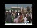 تظاهرات سیاهان علیه تبعیض نژادي در آمریکا